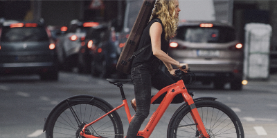 Vanneuville wielersport E-Bike
