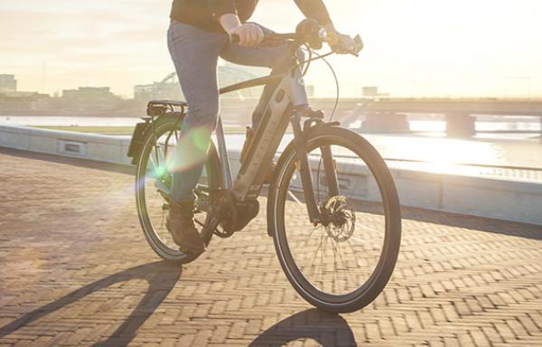 Vanneuville wielersport fiets Gazelle