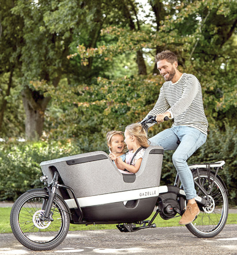 Vanneuville wielersport fietsen gezinsfietsen