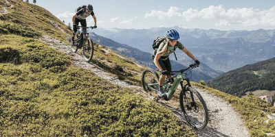 Vanneuville wielersport mountain bike