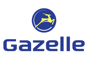 Vanneuville wielersport verdeler merken Gazelle